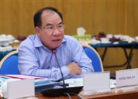 Giám đốc Sở Kế hoạch và Đầu tư tỉnh Ninh Thuận Phạm Đồng. Ảnh: Đức Trung (MPI)