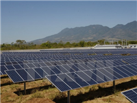 Work starts on 400-mln-USD solar power projects in Cambodia. Illustrative image. (Photo: VNA)