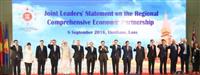 2016 Regional Comprehensive Economic Partnership in Laos (Source: www.koreaherald.com)