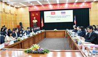 At the third meeting of the Vietnam-Thailand joint trade committee (Photo: VNA)