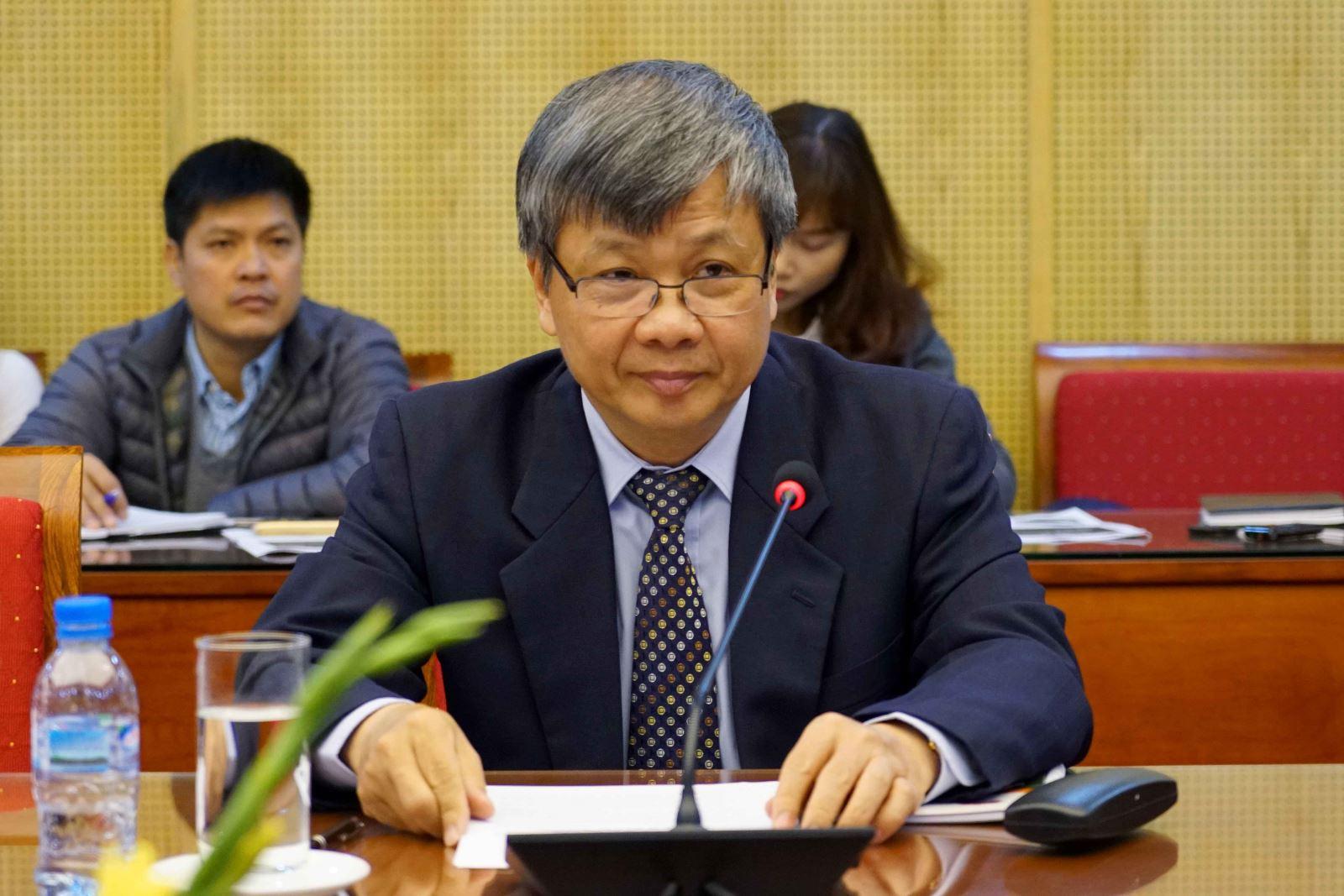 Đối thoại chính sách cấp cao trong khuôn khổ Chương trình Chia sẻ tri thức của Hàn Quốc với Việt Nam năm 2016-2017